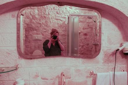 Travel selfie!
